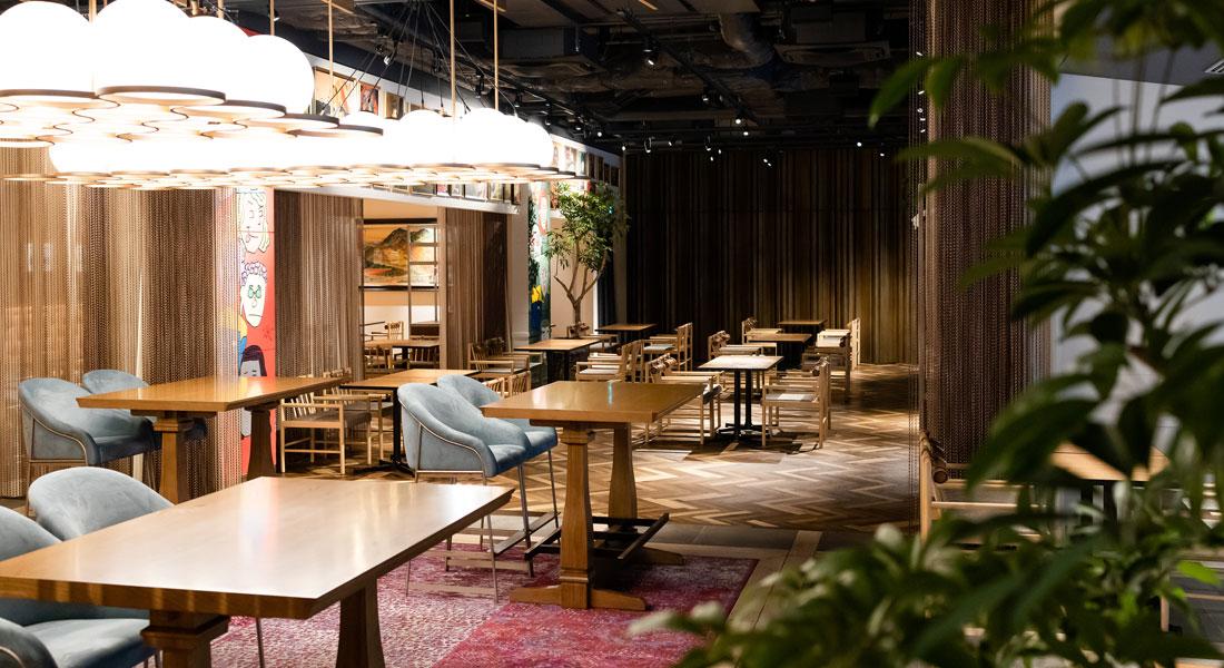 レストラン&バー キハル ブラッセリー