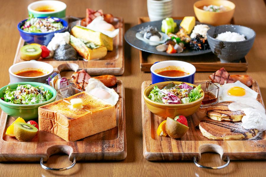 KIHARUの朝食
